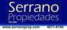Broker Manager: Juan Marcos Fischbock. SERRANO PROPIEDADES, Omar Serrano C. S. I. 4486
