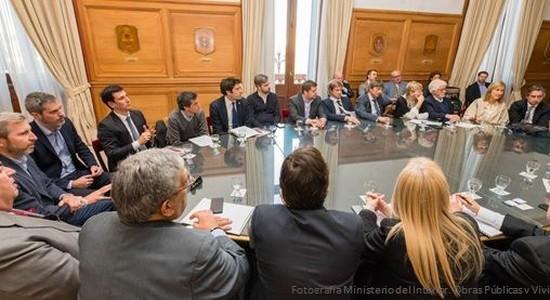 Nueva reunión del gobierno con el sector inmobiliario