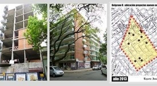 Precios de departamentos en Belgrano