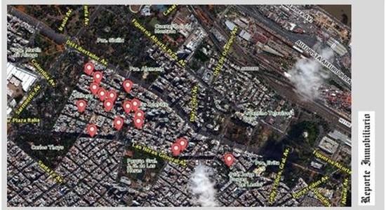 Recoleta-Parque las Heras