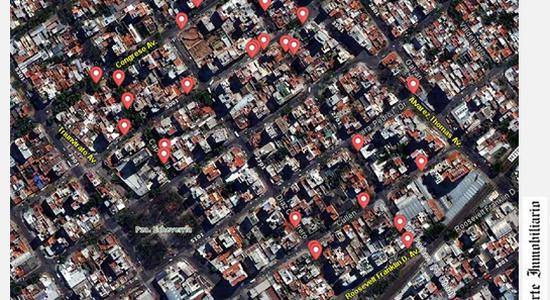 Relevamiento inmobiliario