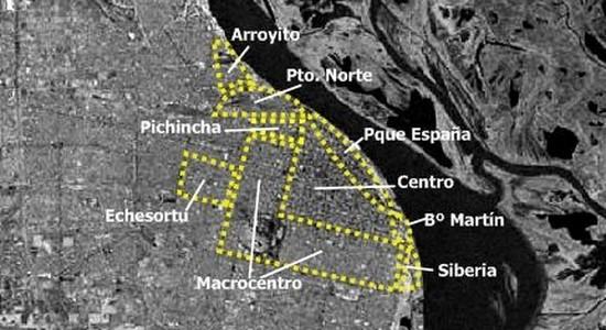 Terrenos en Rosario