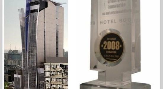 Hotel Boca Juniors: el más creativo