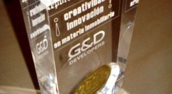 Premio creatividad inmobiliaria 2008