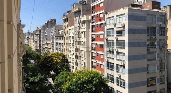 Reconversión del centro de Buenos Aires