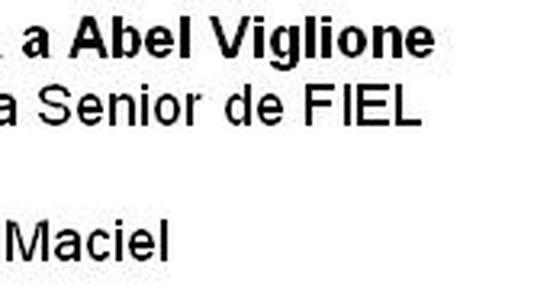 Abel Viglione - FIEL