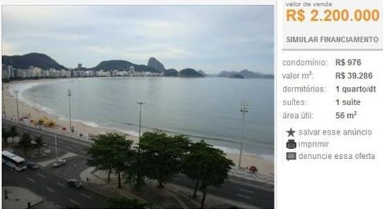 Precios de inmuebles en Brasil