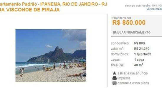 Real Estate en Brasil