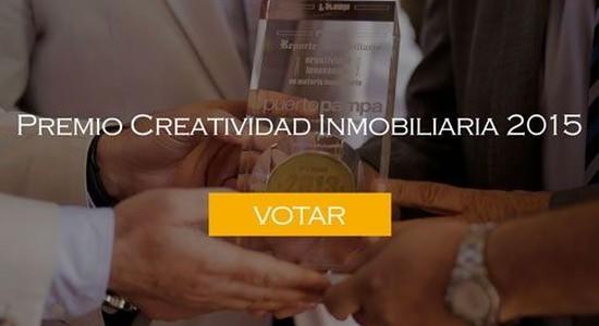 Premio a la creatividad e innovación inmobiliaria