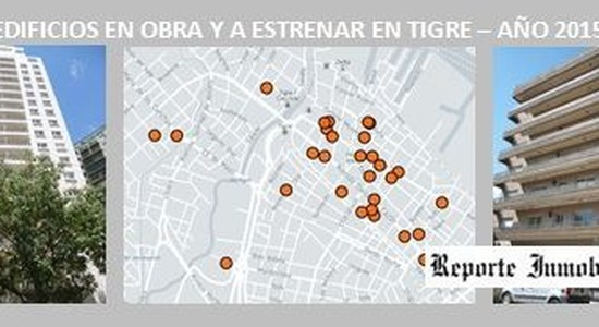 Obras desde el pozo en Tigre