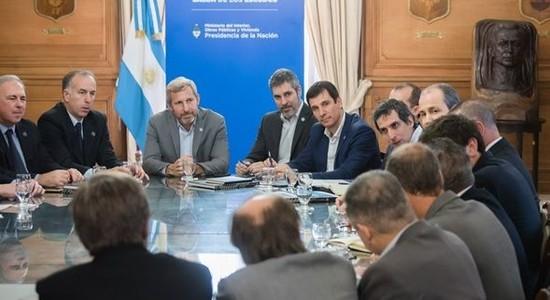 Mesa de dialogo del gobierno con el sector inmobiliario