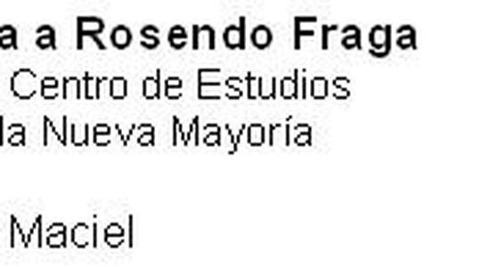 Entrevista a Rosendo Fraga
