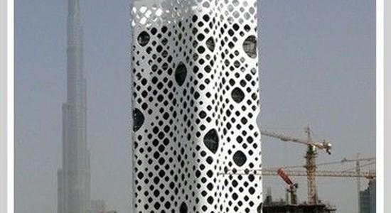 ARQUITECTURA Y SUSTENTABILIDAD: Torre 0-14 - Dubai