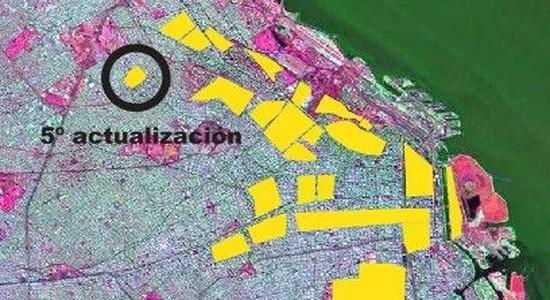 Relevamiento obras en Capital Federal - VILLA URQUIZA