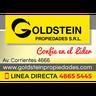 Goldstein Propiedades SRL